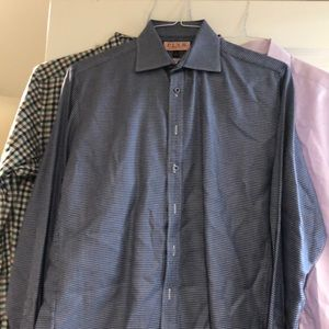 Paul Smith Shirts - Boss men's button down shirts